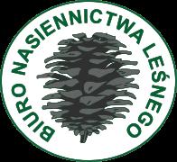 Logo Biuro Nasiennictwa Leśnego